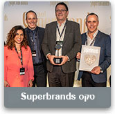 טקסט SuperBrands 2018